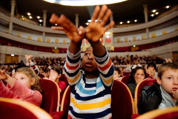 Ontdek ons muziekeducatief aanbod voor schooljaar 2021-2022