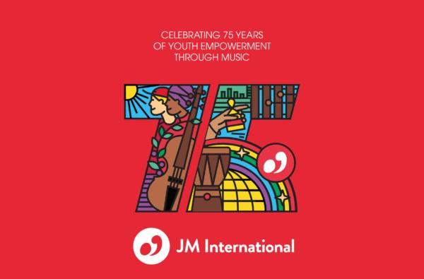75 jaar Jeunesses Musicales International livestream